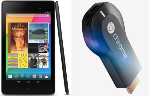 Chromcast Stick Nexus 7