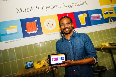 Google Musik Playlisten